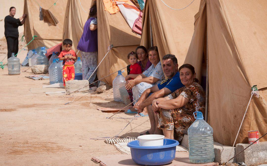 """Buch """"Entkommen aus dem Netz des Jägers– Begegnungen mit verfolgen Christen im Irak"""""""